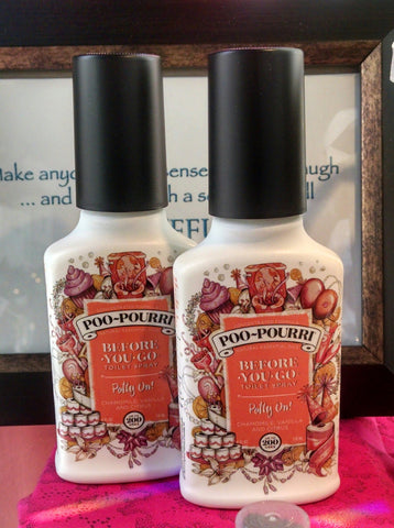 Poo Pourri - Potty On 4oz Bottle - Poo-Pourri - Jules Enchanting Gifts
