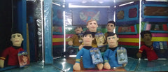 Spock - Magnetic Personalities - Unemployed Philosophers Guild - Jules Enchanting Gifts