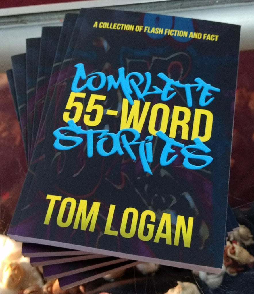 Complete 55-Word Stories - A collection of flash fiction and fact