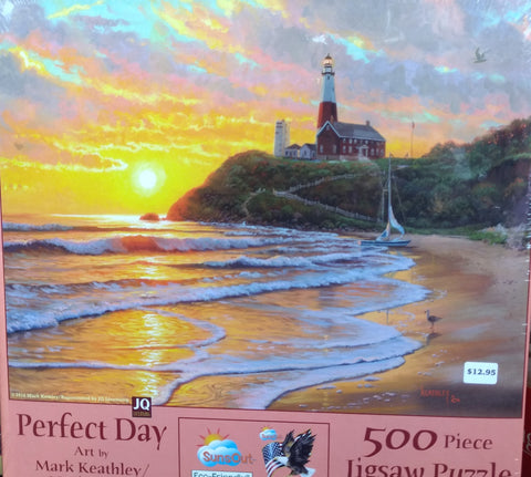 Puzzle - Perfect Day 500 Pieces