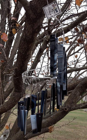 Jules Tones Wind Chime - Limited Edition - Smoke on the Water