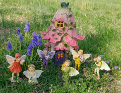Mini Garden Fairies