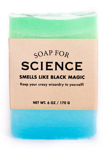Soap for Science