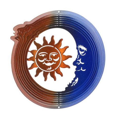 Eycatcher - Medium Sun & Moon Copper/Blue