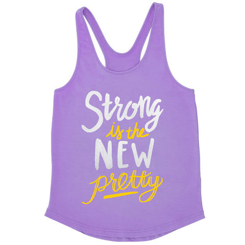 Strong is the New Pretty Tank Top