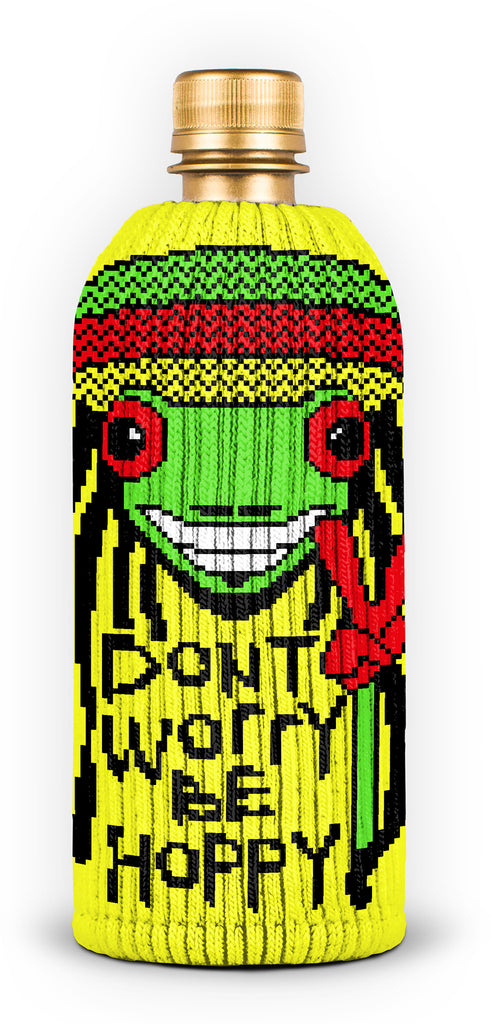 Don't Worry Be Hoppy - Freaker USA