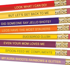 Astrology Pencils - Leo