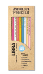 Astrology Pencils - Libra