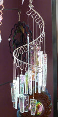 Jules Tones Wind Chime - Moon Dance - Medium