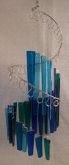 Jules Tones Wind Chime - Wade in the Water - Large