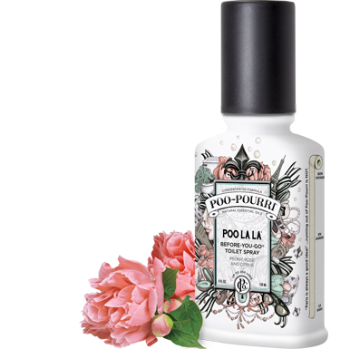 Poo Pourri - Poo La La 4oz Bottle - Poo-Pourri - Jules Enchanting Gifts