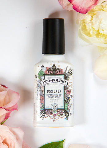 Poo Pourri - Poo La La 2oz Bottle - Poo-Pourri - Jules Enchanting Gifts
