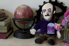 Edgar Allan Poe - Little Thinker