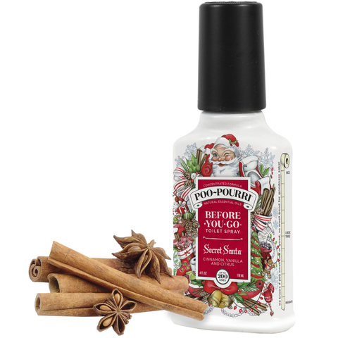 Poo Pourri - Secret Santa 2oz Bottle - Poo-Pourri - Jules Enchanting Gifts - 1