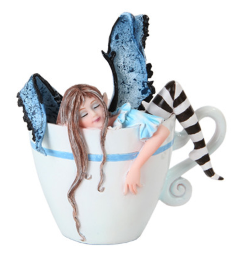 I Need Coffee Faery