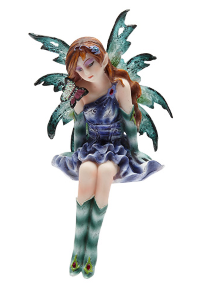 Butterfly Fairy Shelf Sitter