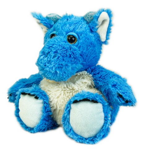 Warmies Dragon - Blue
