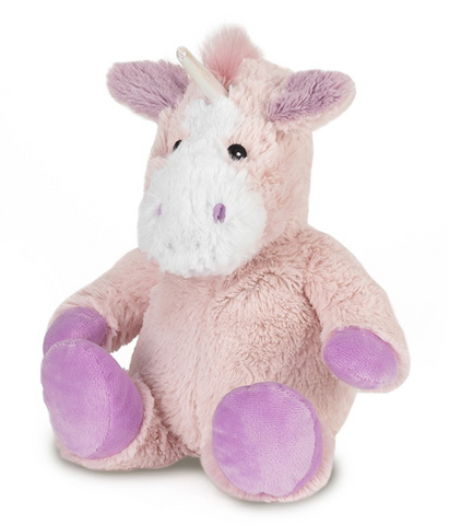 Warmies Unicorn - Pink