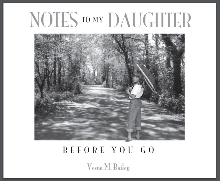 Notes to my Daughter - Omni Publishing - Jules Enchanting Gifts