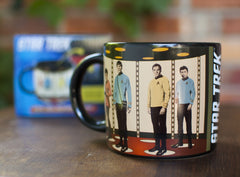 Star Trek Transporter Mug