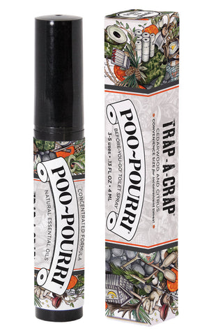 Poo Pourri - Trap a Crap 4ml - Poo-Pourri - Jules Enchanting Gifts
