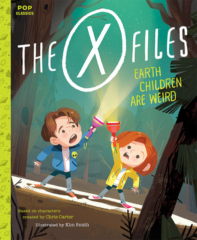 The X Files: Earth Children Are Weird