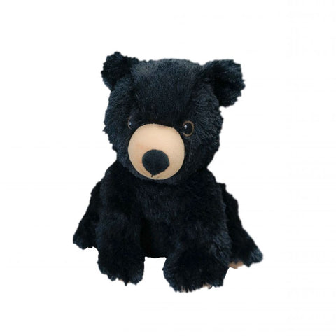 Warmies Black Bear