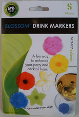 Drink Markers Blossom - Charles Viancin - Jules Enchanting Gifts