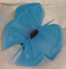 Butterfly Bottle Stopper - Blue - Charles Viancin - Jules Enchanting Gifts