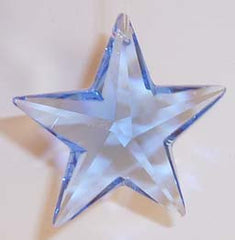 Star 28mm Sapphire - Crystals - Jules Enchanting Gifts