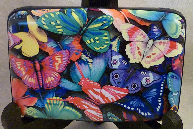 Wallet - Butterflies Brilliant