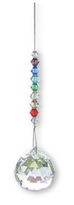 Mini Chakra Rainbow with 20mm Ball