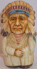 Chief Joseph - Harmony Ball - Jules Enchanting Gifts