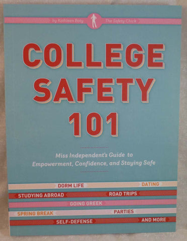 College Safety 101 - Hachette Book Group - Jules Enchanting Gifts