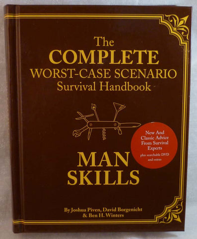 WCS - Man Skills - Hachette Book Group - Jules Enchanting Gifts