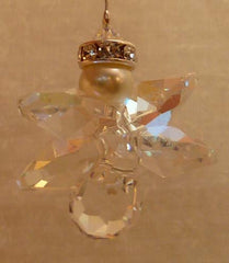Crystal Angel Royalty - AB - Oh My Gosh Josh - Jules Enchanting Gifts