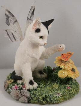 Faerie Glen Cat - Darby - Munro Gifts - Jules Enchanting Gifts