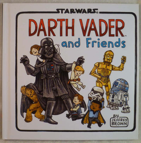 Darth Vadar and Friends - Hachette Book Group - Jules Enchanting Gifts