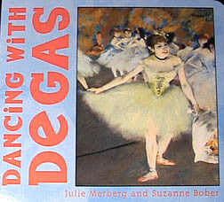 Dancing with Degas Board Book - Hachette Book Group - Jules Enchanting Gifts