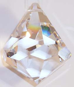 Diamond 50mm Clear - Crystals - Jules Enchanting Gifts - 1