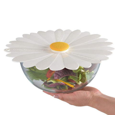"Daisy Lid 11"" - White"