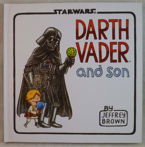 Darth Vadar and Son - Hachette Book Group - Jules Enchanting Gifts