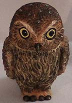 Elf Owl - Harmony Ball - Jules Enchanting Gifts