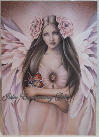 Emergence - 5 x 7 Fairy Art Print - Munro Gifts - Jules Enchanting Gifts