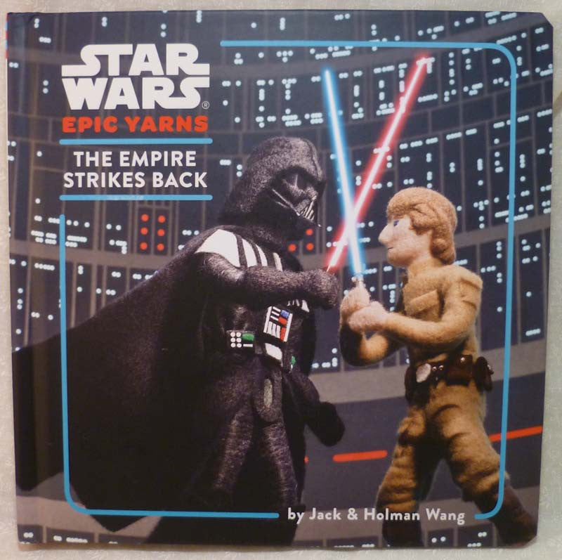 Star Wars Epic Yarns: The Empire Strikes Back - Hachette Book Group - Jules Enchanting Gifts