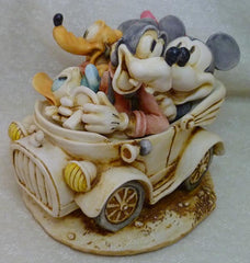 Fabulous Five Out for a Drive - Disney Exclusive