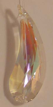 Fairy Wing 38mm Aurora Borealis - Crystals - Jules Enchanting Gifts