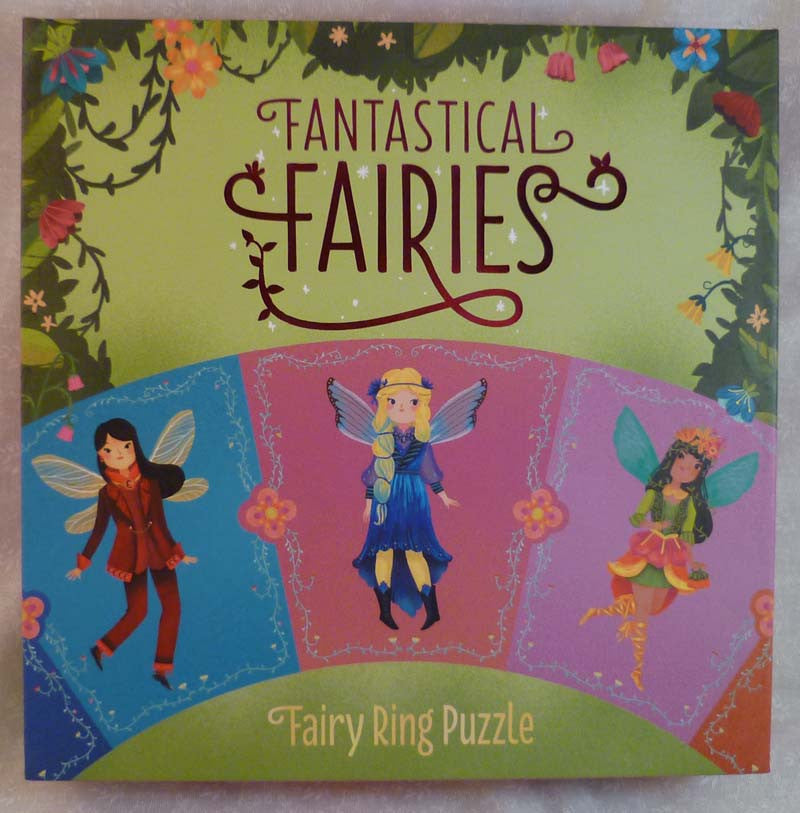 Fantastical Fairies Puzzle - Hachette Book Group - Jules Enchanting Gifts