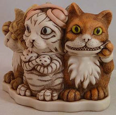 Feline Evil - Harmony Kingdom - Jules Enchanting Gifts