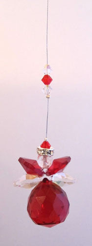 Fairy Godmother 20mm Red ball - Oh My Gosh Josh - Jules Enchanting Gifts